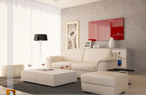 Imperia AN PHU Apartment for rent in District 2, nice design, full furniture, $900