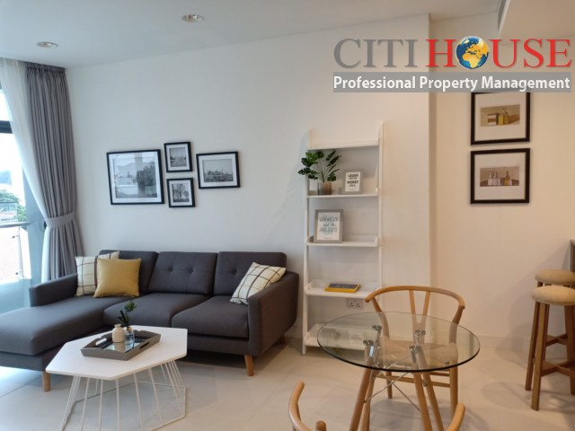 City Garden for rent in Ngo Tat Tot, Binh Thanh, luxurious fully furnished one bedroom
