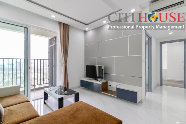 Apartment for rent at Feliz en Vista in Thanh My Loi, District 2