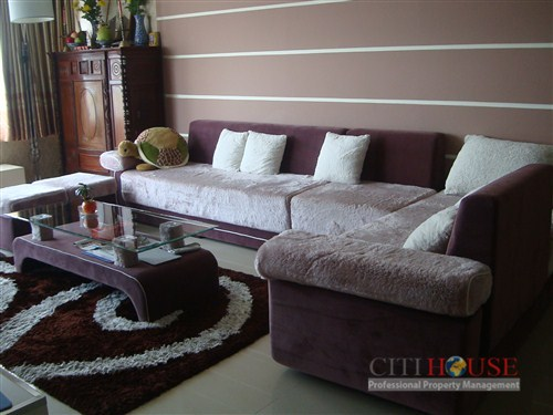 Saigon Pearl Apartment for rent, 4 beds, 6th floor,Topaz,fully furnished, $2000