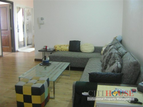 Copac Square Apartment for rent in District 4, Nice decoration, $900
