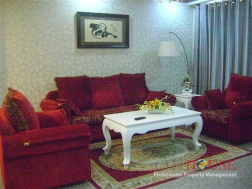 Hoang Anh Riverview apartment for rent District 2, 4 beds, fully furnished, $1000