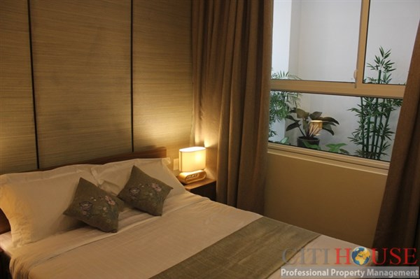 Cutaway Apartment Full Furnitures Modern Design: Lucky Dragon Apartments For Rent, Full Furniture, Nice Design
