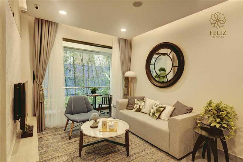Feliz and Vista for rent at Thanh My Loi, Thu Thiem area.