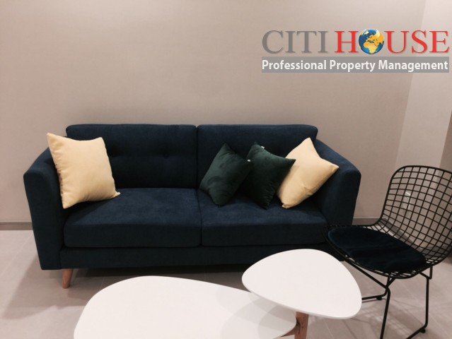 Nice two bedrooms apartment for rent in The Gold View, Ben Van Don, District 4