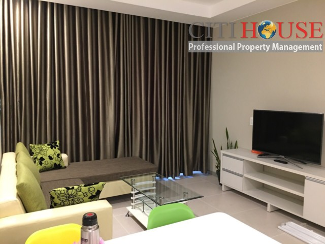 Gold View apartment for rent, two bedrooms with fully furnished