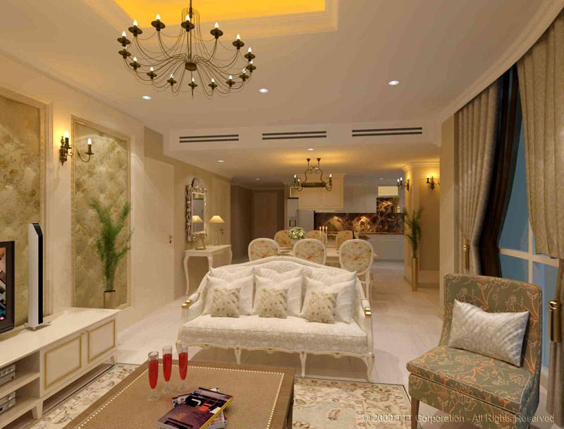 Ben Thanh Luxury for Rent in District 1,3 beds, nice city view, $2400