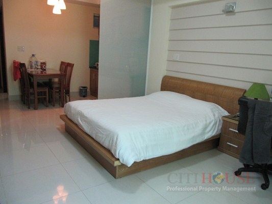 Serviced apartment on Ton That Tung street for Rent, District 1, Nice decoration, $600