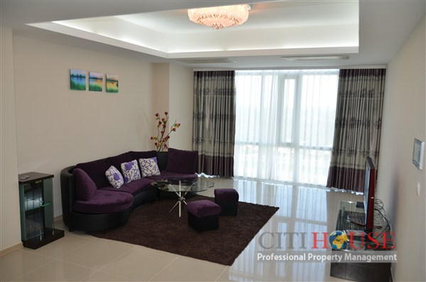 Imperia An Phu for rent in District 2, 3 beds, Full furniture, $1000