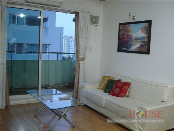 Indochina Park Tower Apartment for Rent, Elegant style, River view, $900