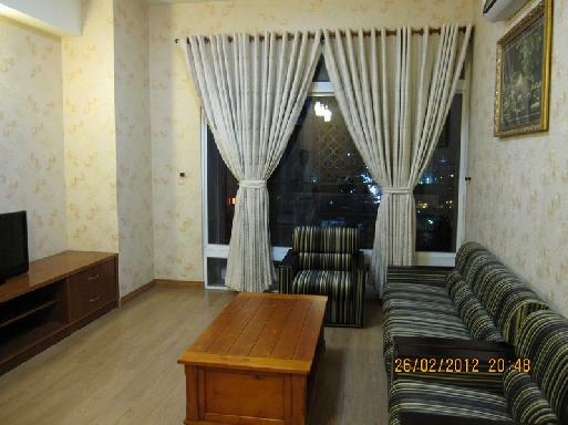 Hoang Anh Riverview Apartment for rent District 2, 3 beds, fully furnished, pool view, $800