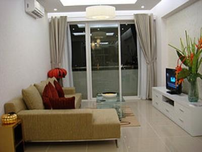 Apartment for rent in District 3 An Phu Plaza, 3 beds,fully furnished, $2000