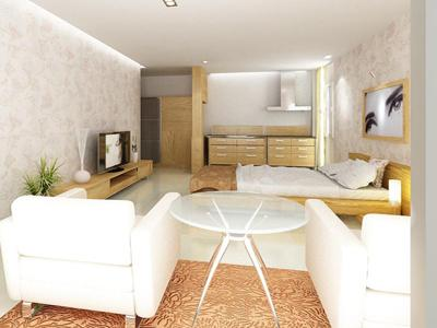 The Vista Apartment for lease, 3 beds, luxury design, $1200