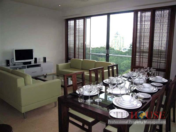 Avalon Apartment for Rent, District 1, 2 beds, Nice Decoration, $2200