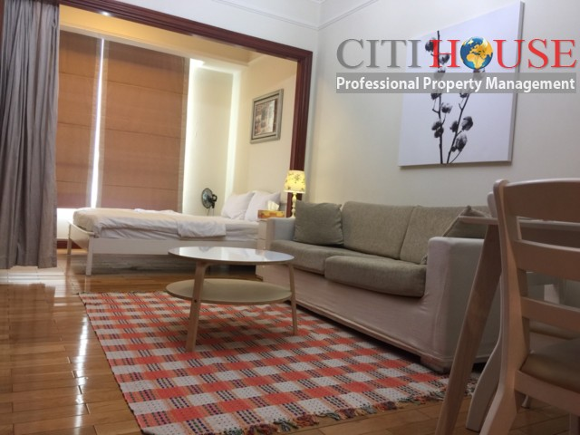 The Manor Studio apartment for rent, new renovation and luxury