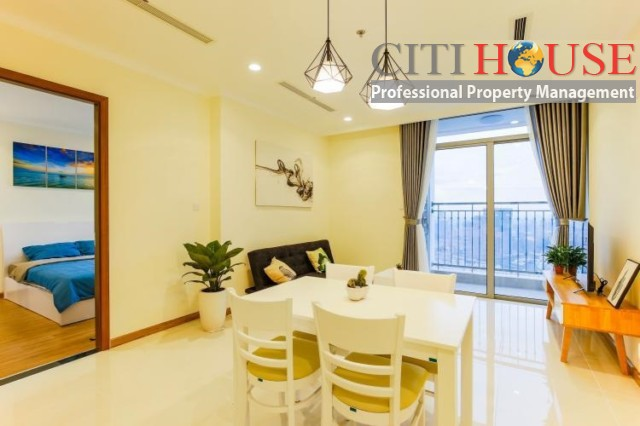 Beautiful Officetel for rent in Vinhomes Central Park - Binh Thanh District