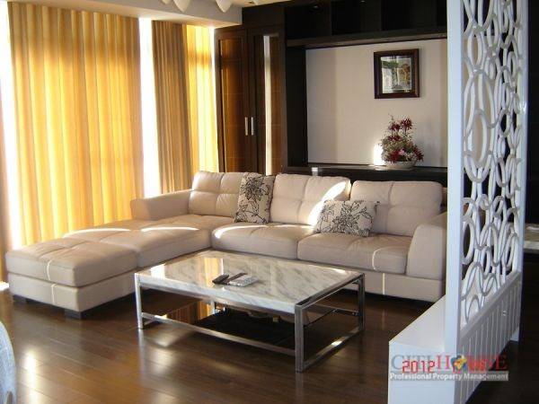 Modern Apartment for Rent in Panorama Building, 146sqm, Fully Furnished, $1450