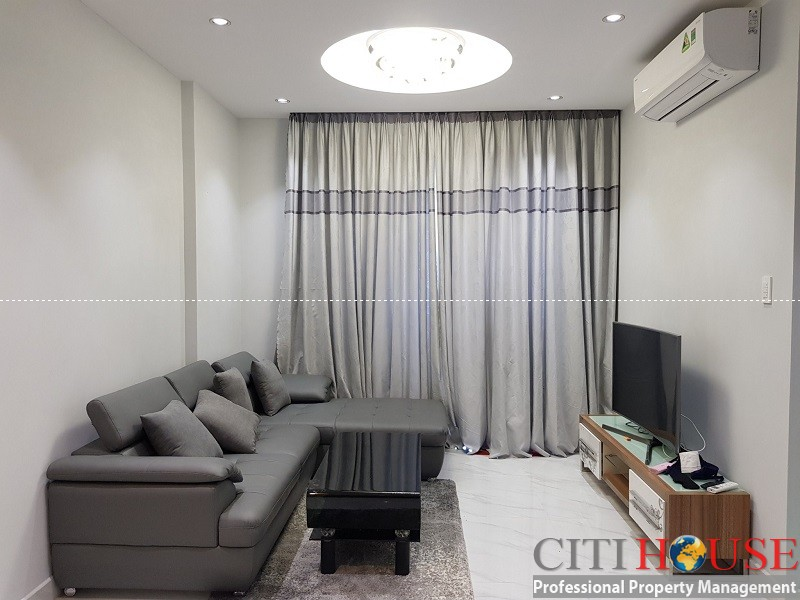 Sunrise Riverside Two bedroom fully furnished apartment on low floor