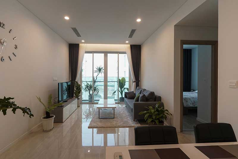 Sadora for rent, luxury and nice view to Bixteco Tower in District 1