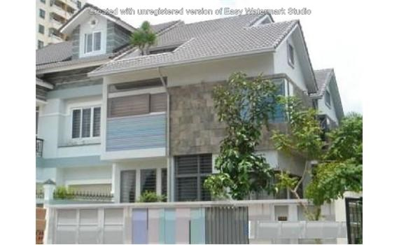 Villa in Thao Dien Ward for lease, Dist 2, 530 sqm, balcony, $3200