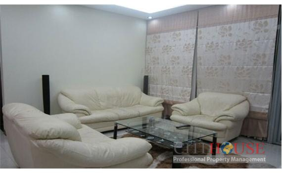 Sailing Tower Apartment for Rent, 120 sqm, High Floor, $2200