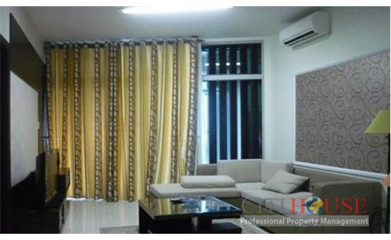 Sailing Apartment for Rent, District 1, 2 beds, 105 sqm, Nice Furniture, $1800