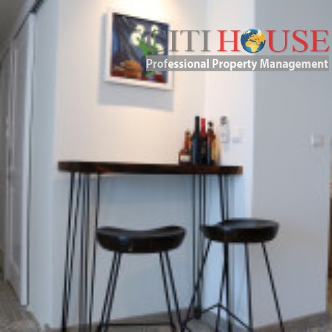 Vista Verde apartment for rent in Thanh My Loi, District 02, two bedrooms fully furnished with good rental price