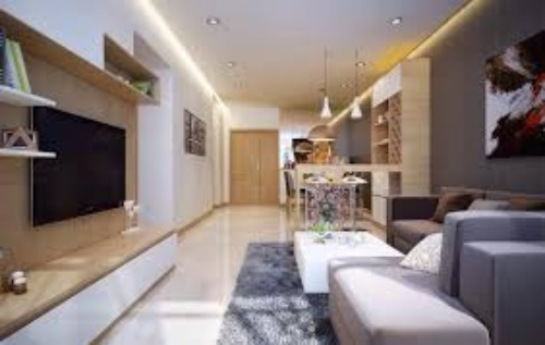 Wilton Tower for rent in Binh Thanh District, Nice design, $1000