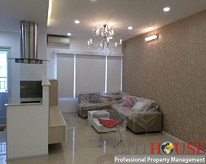 03 BR apartment for rent in