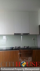 River view three bedrooms apartment for rent in Tropic Garden in District 02