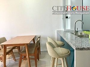 RiverGate Residence apartment for rent, fully furnished two bedrooms in Ben Van Don street, District 4