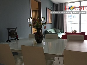 Amazing two bedrooms apartment for rent in Vinhomes Central Park