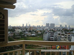 An Khang Apartment for rent in District 2, 3 beds, Furnished, $650