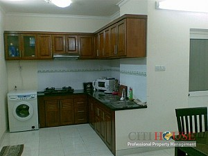 An Phu apartment for rent in District 2, Near An Khang Building, $400