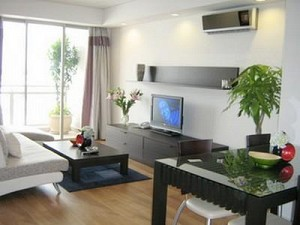 An Phu Plaza Apartment for rent in District 3, Brand new, 2 bedrooms, $1650