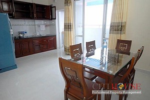 An Thinh Apartment for rent in District 2, 2 bedrooms, $500