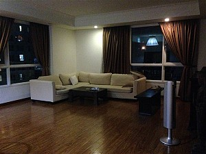 Apartment 3br for rent in The