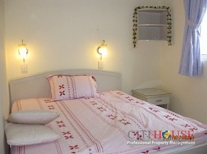Apartment for Rent in Binh Thanh District, Nguyen Ngoc Phuong, 2 beds, $500