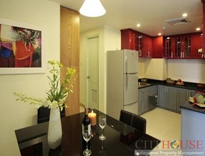 Apartment for Rent in District 2, River Garden, 2 beds, 135 sqm, $1250
