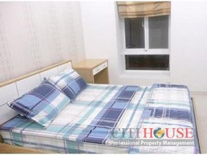 Apartment for Rent in District 1, The He Moi buiding, 85 sqm, $850