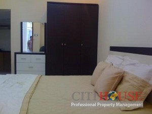 Apartment for rent in Distict 2, An Phu buiding, Full furniture, $400