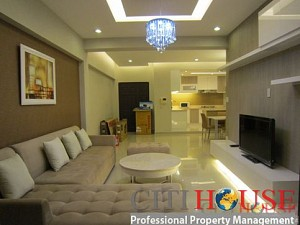 Apartment for rent in Distict 7, Phu My Hung, Garden Plaza, $1400