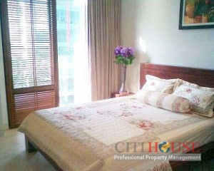 Apartment for rent in District 3, Nguyen Phuc Nguyen, 110 sqm, $750