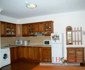 Apartment for rent in District 1, BMC building, Nice furnishings, Nice view ,$650