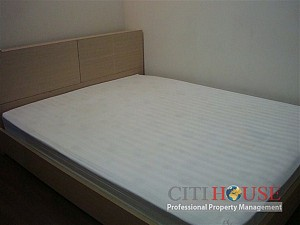 Apartment for rent in District 2, An Khang building, 18th floor, $500