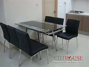Apartment for rent in Imperia, District 2, 2 bedrooms, $850