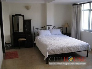 Apartment for rent in Pham Viet Chanh, Binh Thanh Dist, 2 beds, $550