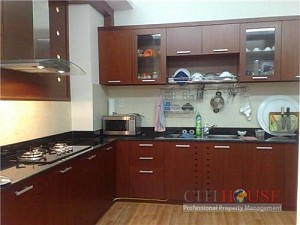 Apartment for rent in Van Do, District 4, Full Furniture, $500