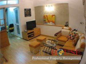 Apartment for rent in Van Do,