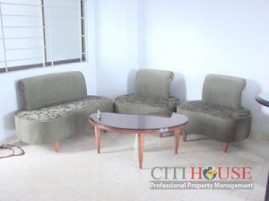 Apartment for rent in Hoang